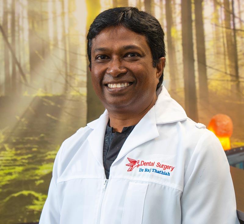 Dr Raj Thathiah